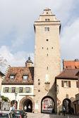 Volkach Tower — Stock Photo