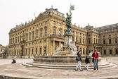 Residence of Wuerzburg — Stock Photo