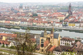 Wuerzburg City — Stock Photo