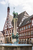 Forchheim Town Hall — Stock Photo