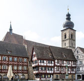 Historic Forchheim — Stock Photo