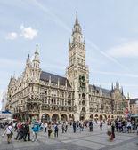 Marienplatz Munich — Stock Photo