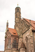 Basilica in Nuremberg — Stock Photo
