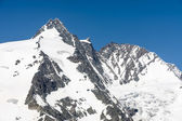Grossglockner Mountain Peak — Stock Photo