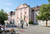 Neues Schloss in Meersburg — Stock Photo