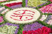 Tapis de fleurs — Photo