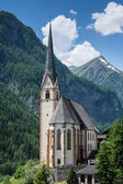 Church in Heiligenblut — Stock Photo