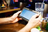 Digital Tablet — Stock Photo