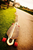Longboarding — Stock Photo