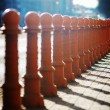 Stock Photo: Barrier