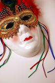 Big colorful mask — Stock Photo