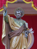 Saint Peter The Apostle — Stock Photo