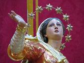 Nanebevzetí Panny Marie — Stock fotografie