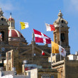 Easter Sunday In Senglea — Stock Photo