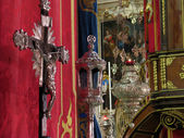 The Processional Cross — Stock Photo