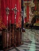 Church Decorations — Stock Photo
