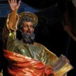Saint Paul The Apostle — Stock Photo
