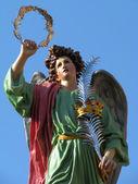 A Decorative Angel — Stock Photo