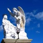 A Prayer inThe Olive Gardens — Stock Photo #20724951