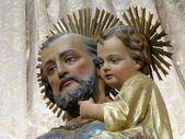 San Giuseppe — Stock Photo