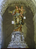 Our Lady of Mount Carmel — Stock Photo