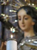 Hail Mary Full of Grace — Stock Photo