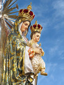 Our Lady of The Sacred Heart of Jesus — Stock Photo