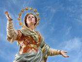 圣玛丽亚 — 图库照片