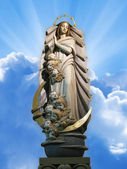 Immaculate Mary — Stock Photo