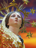 Svatý mary — Stock fotografie