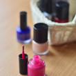 Nail varnish - Stock Photo