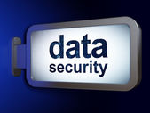 Safety concept: Data Security on billboard background — Stock Photo
