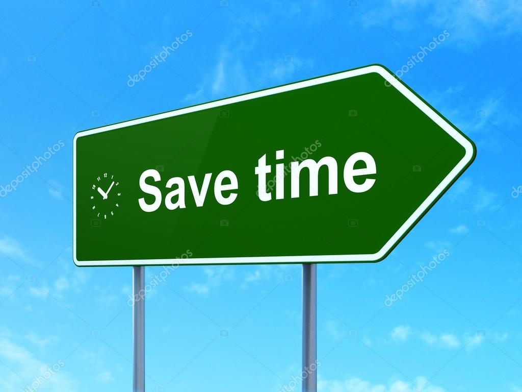 Save Time and Clock ...