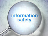Safety concept: Information Safety with optical glass — Photo