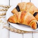 Fresh croissant — Stock Photo #34702327