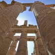 Royalty-Free Stock Photo: Columns at Karnak temple in Luxor
