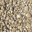 Pebble stone background wallpaper — Stock Photo