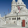 Fishermen's bastion — Stock Photo #12755572