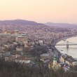 View of Budapest in evening, Hungary — Stock Photo #12757256