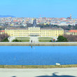 Schoenbrunn in Vienna ,Austria — Stock Photo