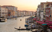 Grand Canal, Venice — Stock Photo