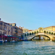 Panoramic view of Grand Canal in Venice — Stock Photo #13252447
