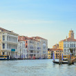 Royalty-Free Stock Photo: Grand Canal in Venice, Italy.