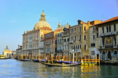 Grand Canal in Venice, Italy. — Stockfoto