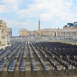 Stock Photo: Saint Peter's Square