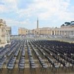 Saint Peter's Square — Stock Photo #14951703