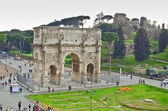 Arch of Constanine — Stock Photo