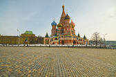 Saint Basil's Cathedral, Russia — Stock Photo