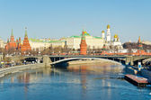 Moscow Kremlin, Russia — Stock Photo