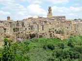 Pitigliano — Stock Photo